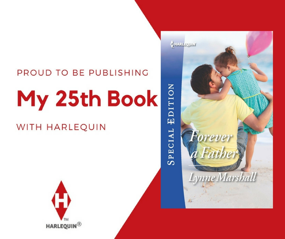 25thbookharlequin